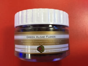 Ricordeafarm Green Algae Flakes 30 gr/250 ml