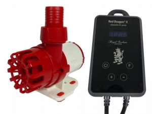 Pompa Red Dragon ® X 40 Watt / 3m³ / 12V