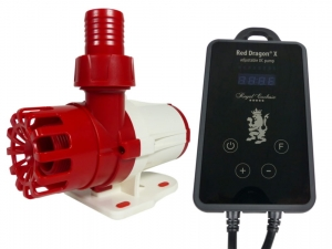 Pompa Red Dragon ® X 85 Watt / 6,5m³ / 12V