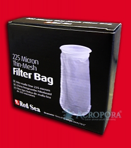 Red Sea- Filter bag  225 micron thin mesh